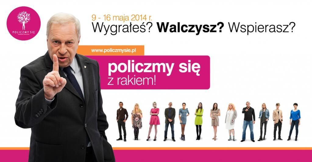 Polscy blogerzy liczą się z rakiem