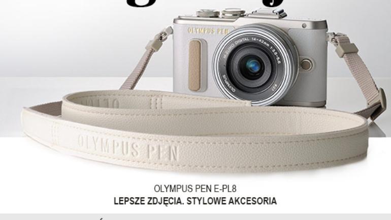 Kampania konkursowa Olympus – case study