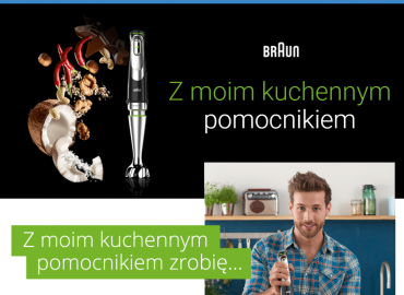 Braun – konkurs Ambasador Marki