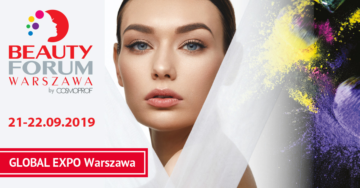 Konferencja INFLUENCER about BEAUTY podczas Targów BEAUTY FORUM